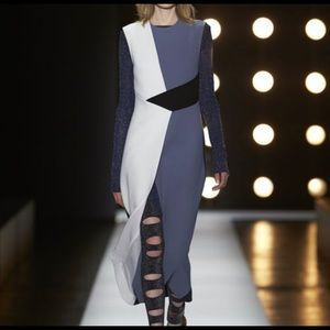 BCBG MAX AZRIA Runway Kris Dress XXS